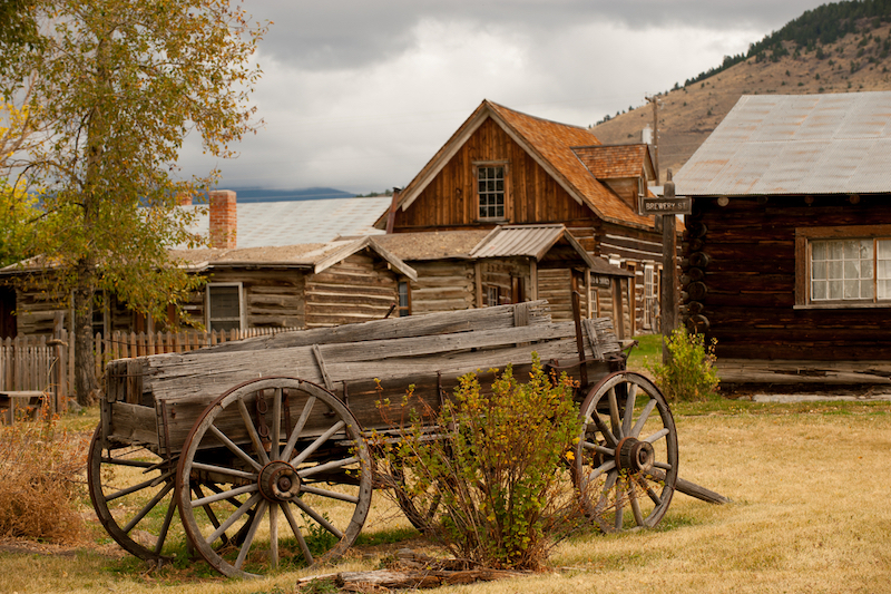 western heritage itinerary